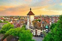 Фрайбург: Слънчева тераса и добро настроение