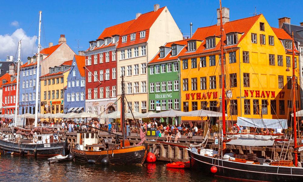 Екскурзия до Копенхаген със самолет 4 нощувки