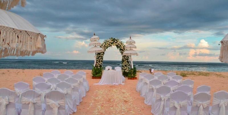 Сватба в Мавриций