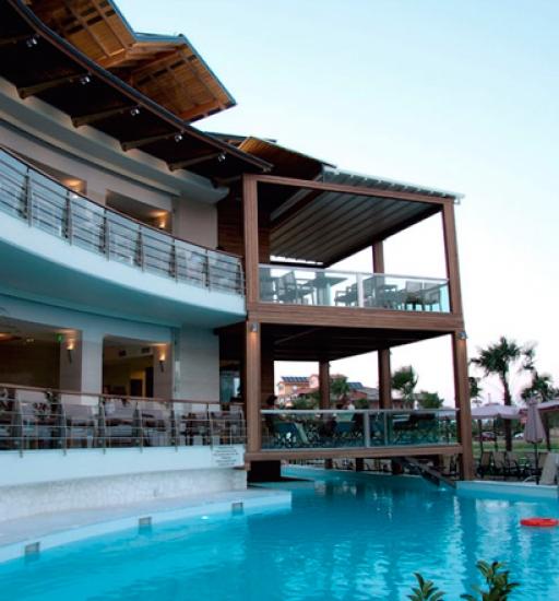 Cosmopolitan Hotel and Spa 4*  Паралия Катерини, Гърция
