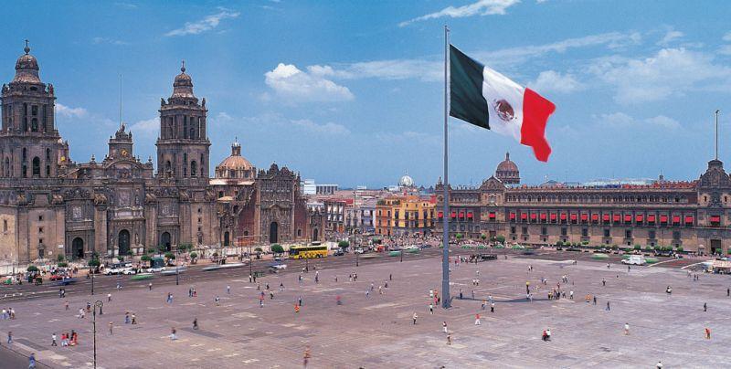 Открийте Мексико!