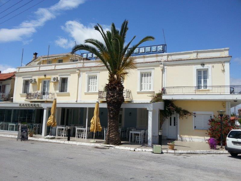 Хотел XASTERO 3*, в центъра на КЕРАМОТИ, Гърция - Цени на помещение от 40 евро