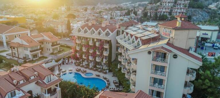 GRAND FAROS HOTEL 3* - почивка в Мармарис, Турция 2021г. с полет от София