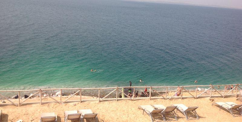 Почивка в Мъртво море с чартър от София - 7 нощувки