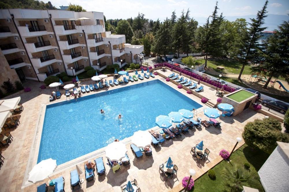 НОВА ГОДИНА 2022  В ОХРИД - хотел SILEKS 4* на  брега на езерото