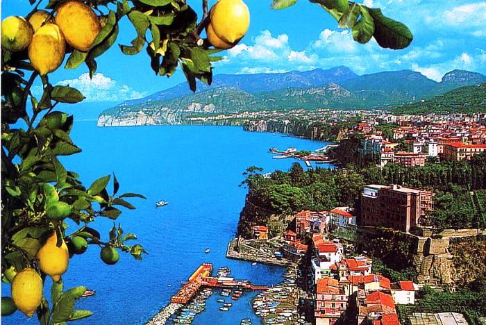 Почивка в Южна Италия - Соренто, Неапол, Амалфи, о.Капри, Позитано и Помпей