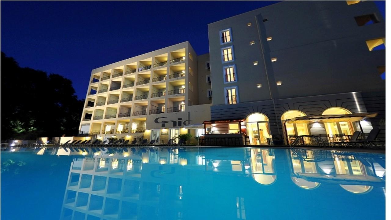 Cnic Hellinis hotel 3* - Почивка на о-в Корфу