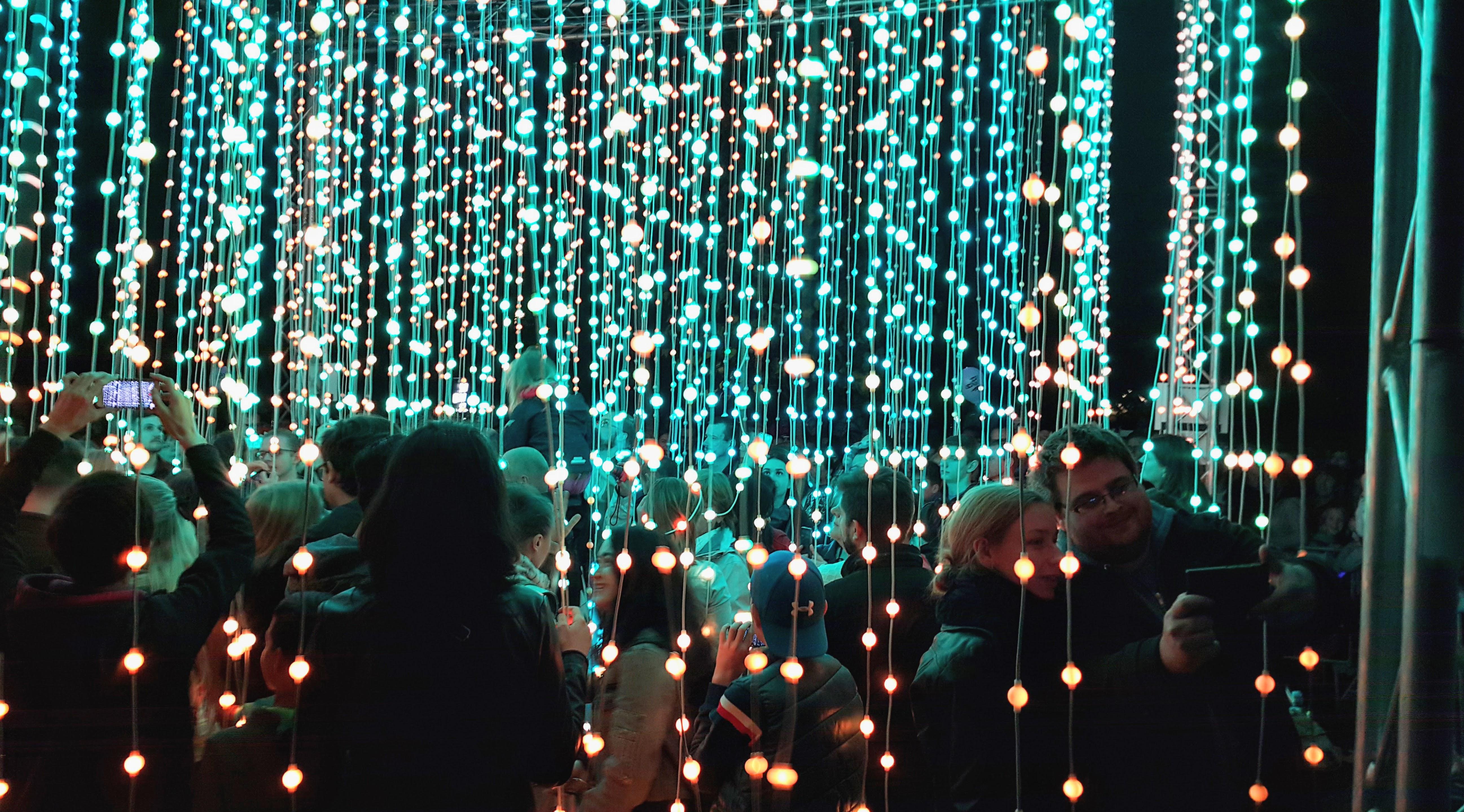 Фестивал на светлината в Прага