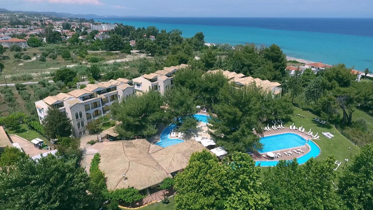 Почивка в Lesse Hotel **** Hanioti - Kassandra – Halkidiki