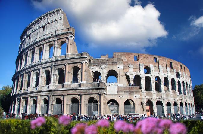 Най-ниска цена: Рим със самолет - индивидуално пътуване