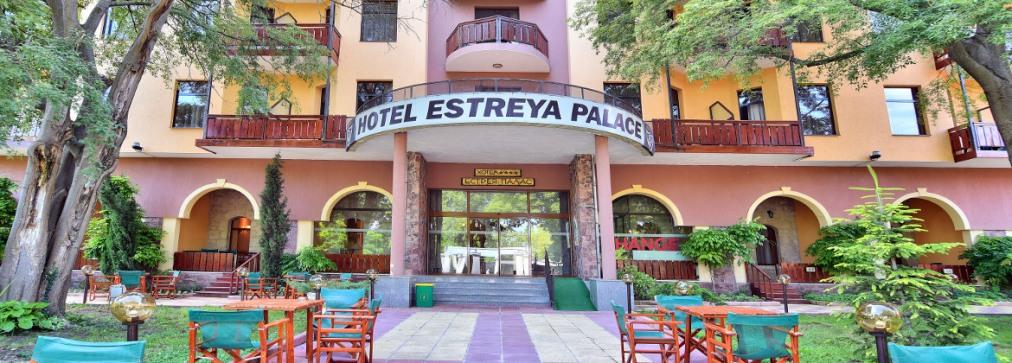 Хотел Естрея Палас 4*, Св. Константин и Елена - собствен транспорт