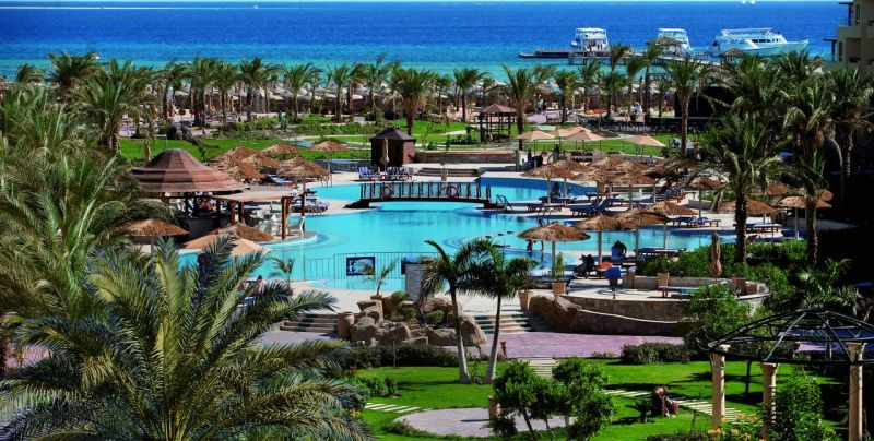 Почивка в Хургада, хотел Albatros Beach Club 5*