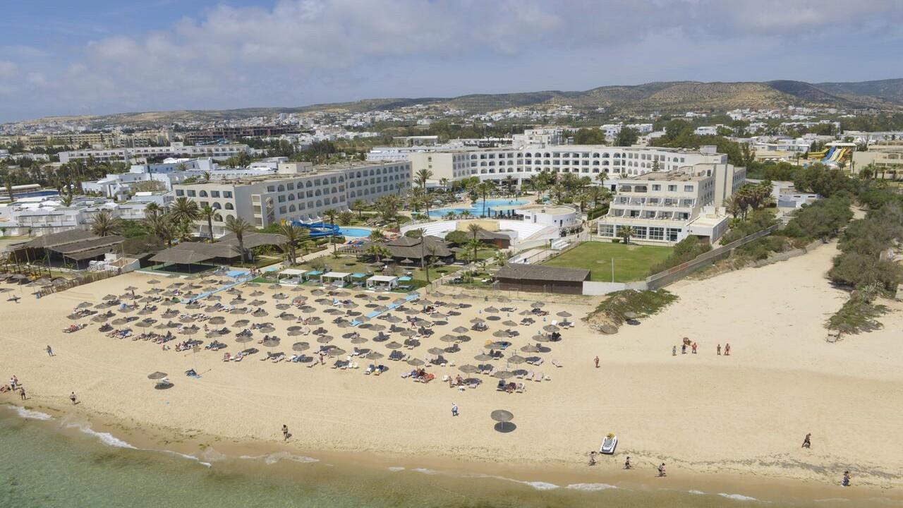 Vincci Nozha Beach 4* - Почивка в Тунис (полет от София)