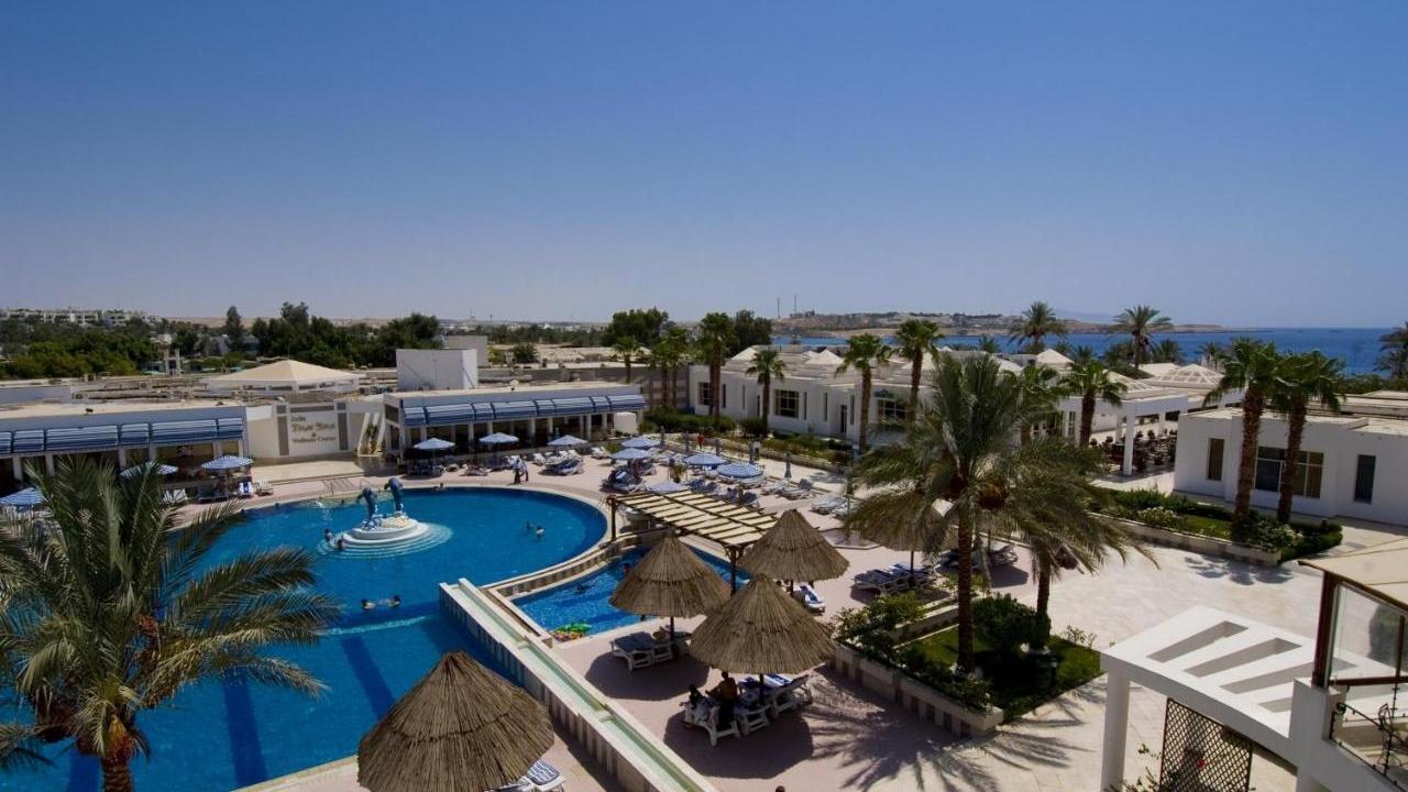 Maritim Jolie Ville Resort and Casino - Луксозният курорт Шарм ел-Шейх - 7 нощувки - полет от София