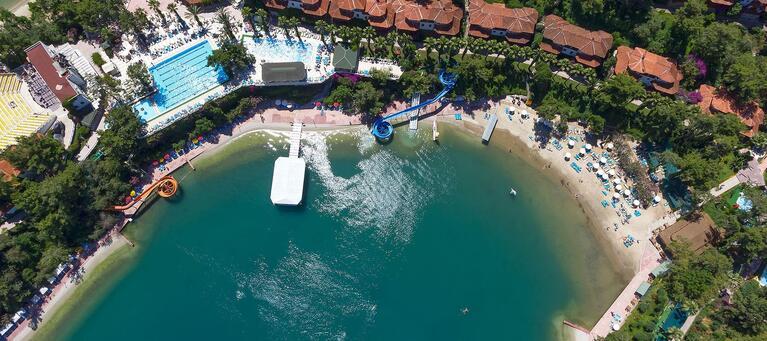 CLUB LETOONIA HOTEL 5* Почивка в Фетие, Турция 2020г с полет от София