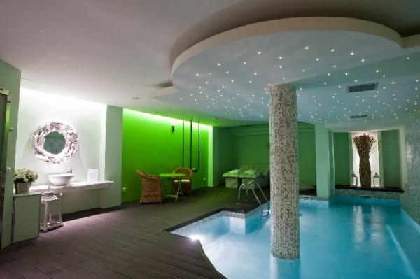 Litohoro Olympus Resort Villas and Spa 4 * Олимпийска ривиера, Гърция