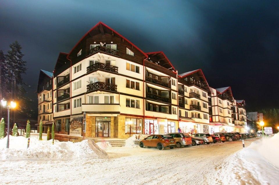 Почивка в Боровец - хотел Иглика Палас 4* - собствен транспорт