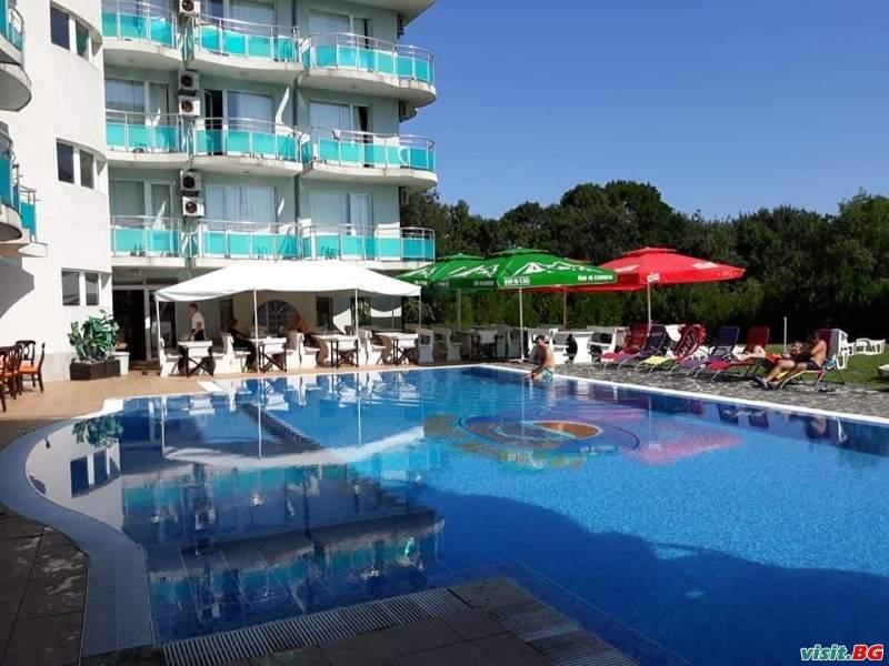 Хотел Sunset Beach 3*, Лозенец, all inclusive