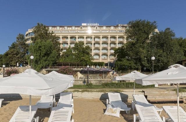 Почивка в хотел Калиакра Палас 4*, Златни пясъци - собствен транспорт