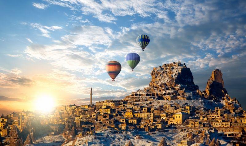 Великден 2021 в Кападокия - директен полет от София!