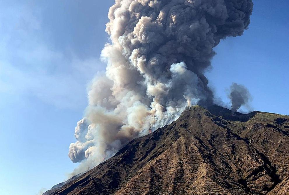 Вулканите на Сицилия