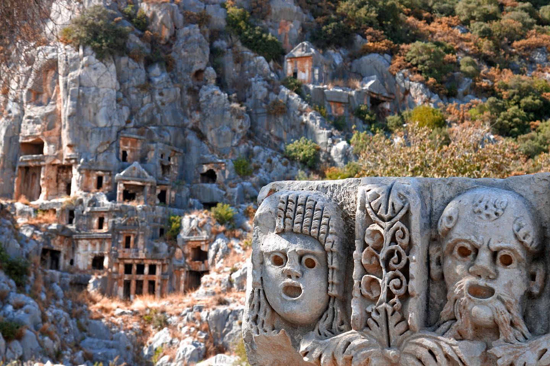 Загадките на Древна Ликия - с полет от Варна