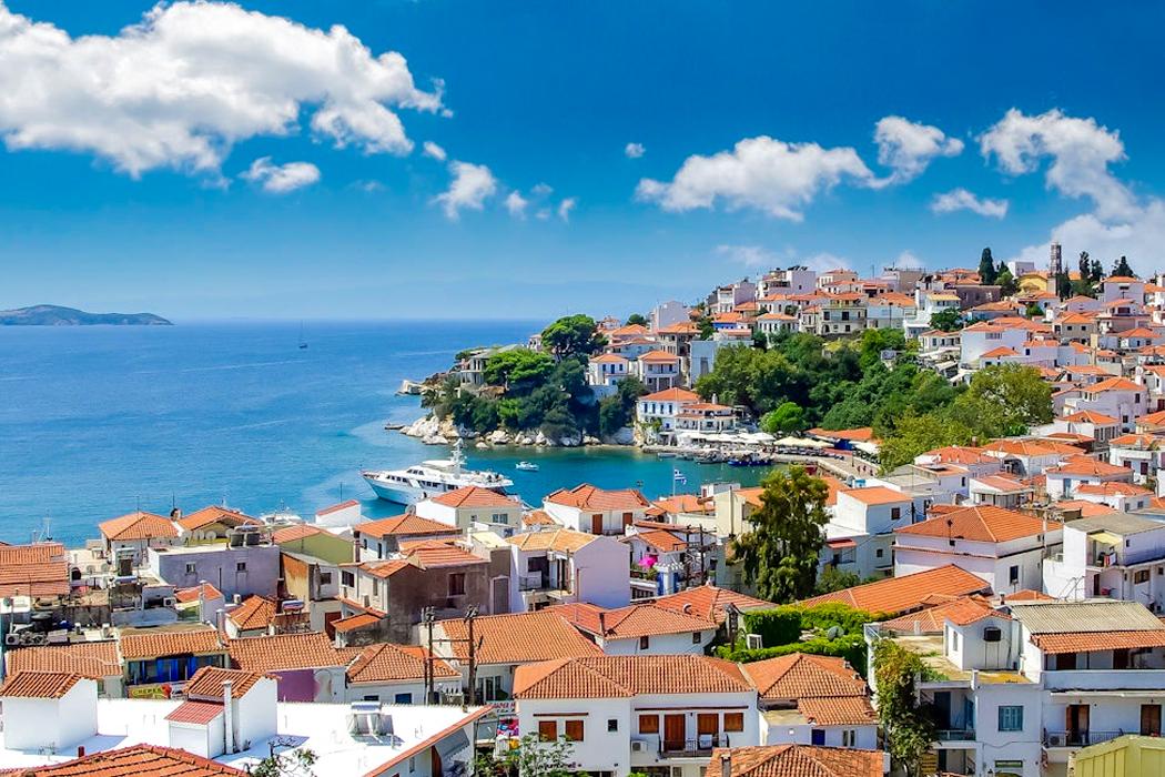Почивка в Гърция - остров Скиатос - 6 нощувки - полет от София