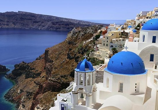 The Santorini
