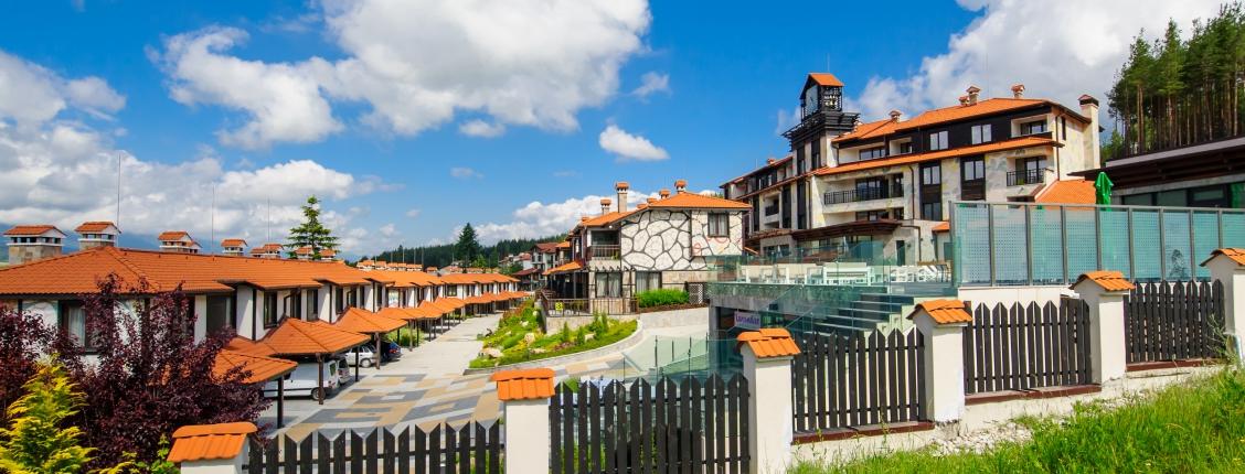 СПА ваканция в Пирин - вили в Русковец Термал и СПА 4*