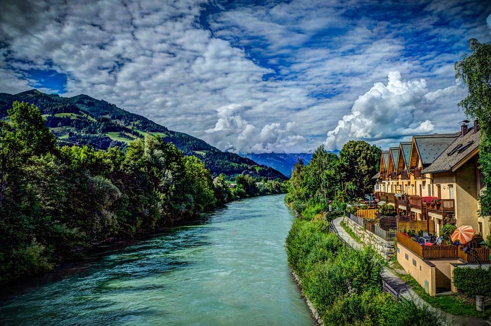 Австрийските Алпи и Залцбург: където нимфите танцуват, а легендите говорят
