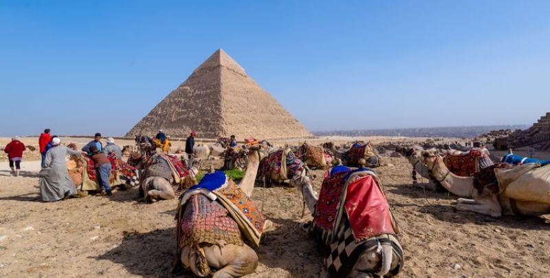 Екскурзия в Кайро с почивка в Хургада, Египет с чартърен полет от Варна
