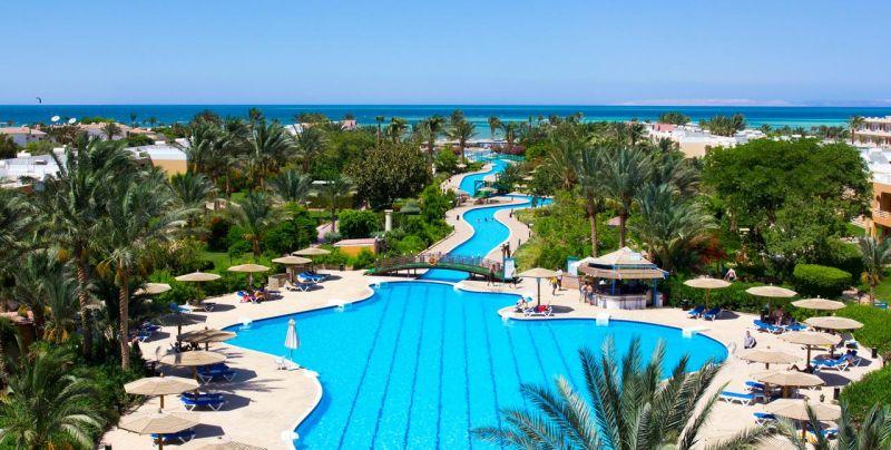 Почивка в Хургада, хотел Golden beach 4*, с чартърен полет от София