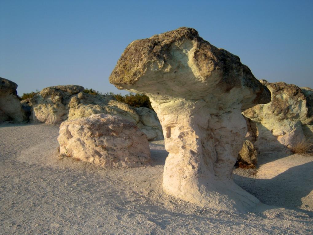 Природни Феномени - Каменни Гъби и Каменна Сватба - 2 дни - автобус
