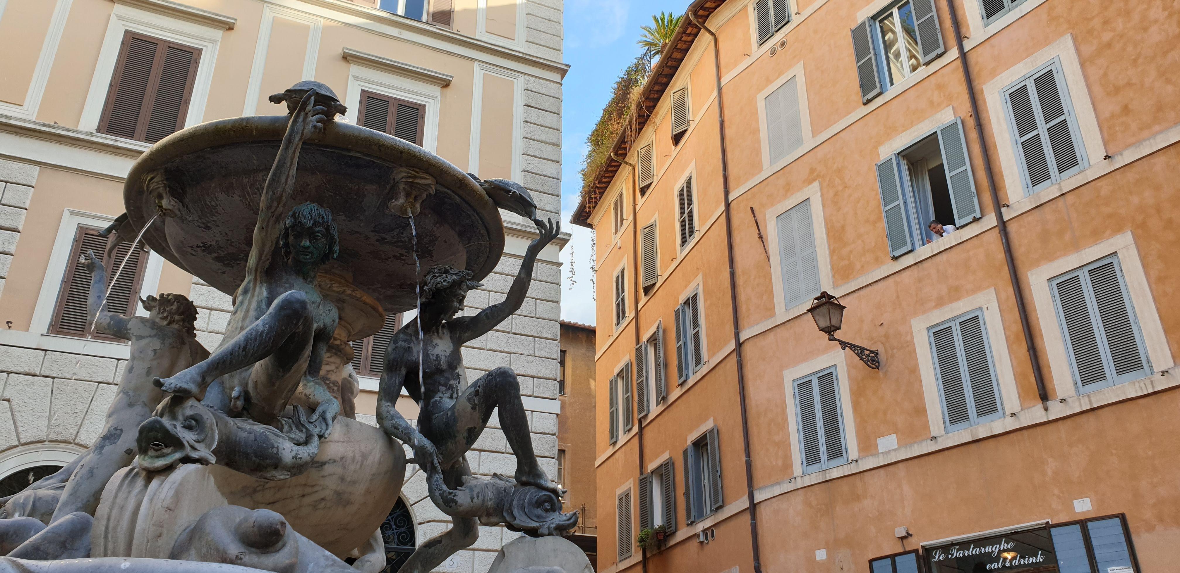 Вечното изкуство на Рим