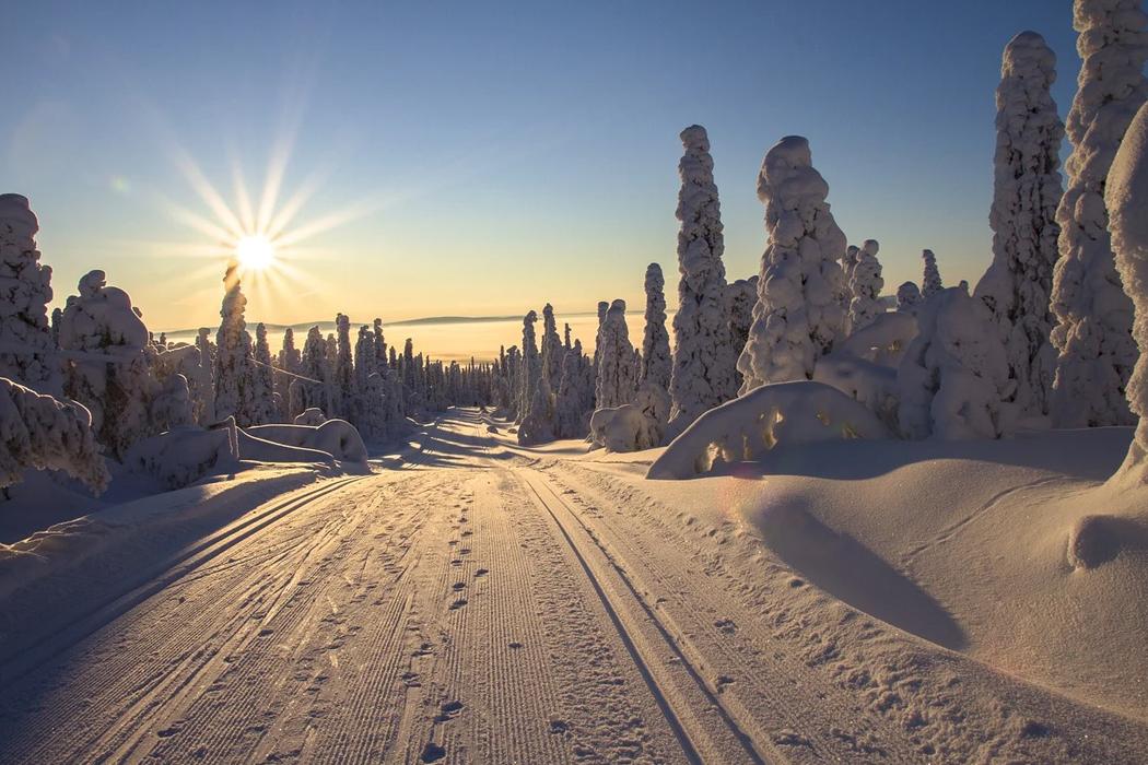 Нова година в Лапландия - 5 нощувки - директен полет