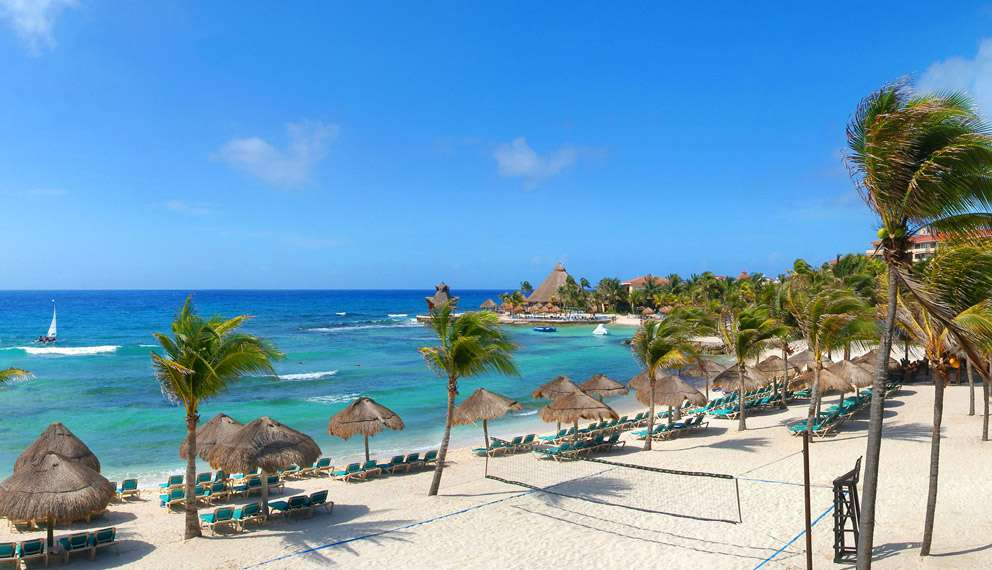 Почивка в Канкун, Мексико, сезон зима 2021