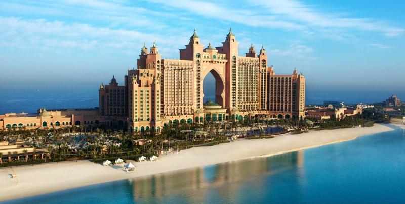 Дубай - лукс, сбъдващ мечтите ви - 8 дни - с полет на авиокомпания Fly Dubai
