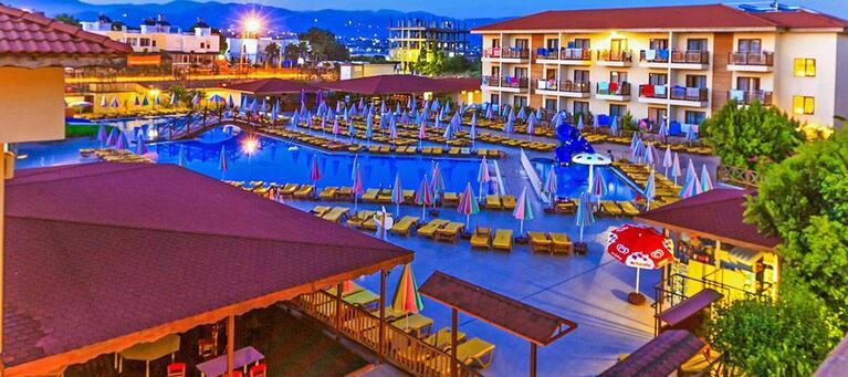 EFTALIA VILLAGE HOTEL 4* Почивка в Алания, Турция 2021г с полет от София