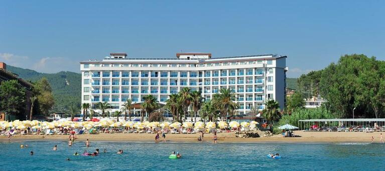 ANNABELLA DIAMOND HOTEL & SPA 5* - Почивка в Алания,