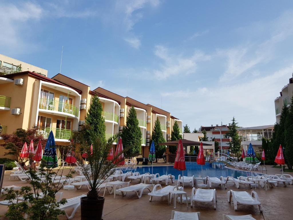 Ол инклузив почивка през септември в хотел Сън Сити 3*, Слънчев бряг