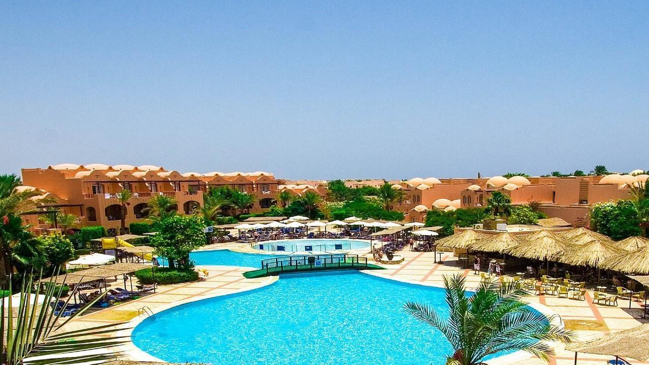JAZ MAKADI OASIS RESORT 5* - Египет - All Inclusive почивка в Хургада - 6 нощувки