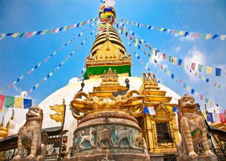 Индия и Непал - духовните центрове на Земята, 12.03.21