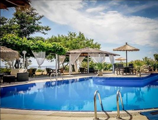 Почивка на остров Тасос, хотел Анна Стар 3* през септември - от Варна и Бургас!