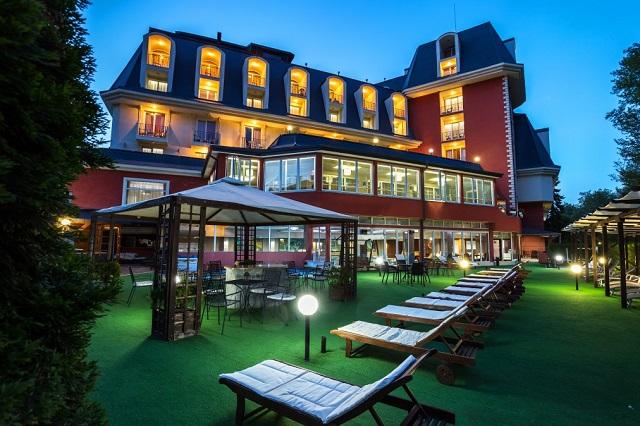 Почивка в хотел Акватоник 5*, Велинград - собствен транспорт
