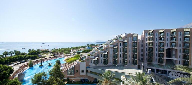 LIMAK LIMRA HOTEL & RESORT 5* - Почивка в Кемер, Турция 2021г с полет от София