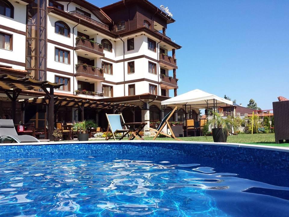 СПА почивка в семеен хотел Алегра 3*, Велинград