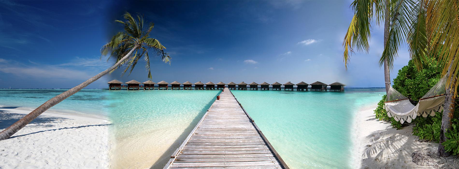 Екзотична Нова година на Малдивите - 5 нощувки - директен полет!