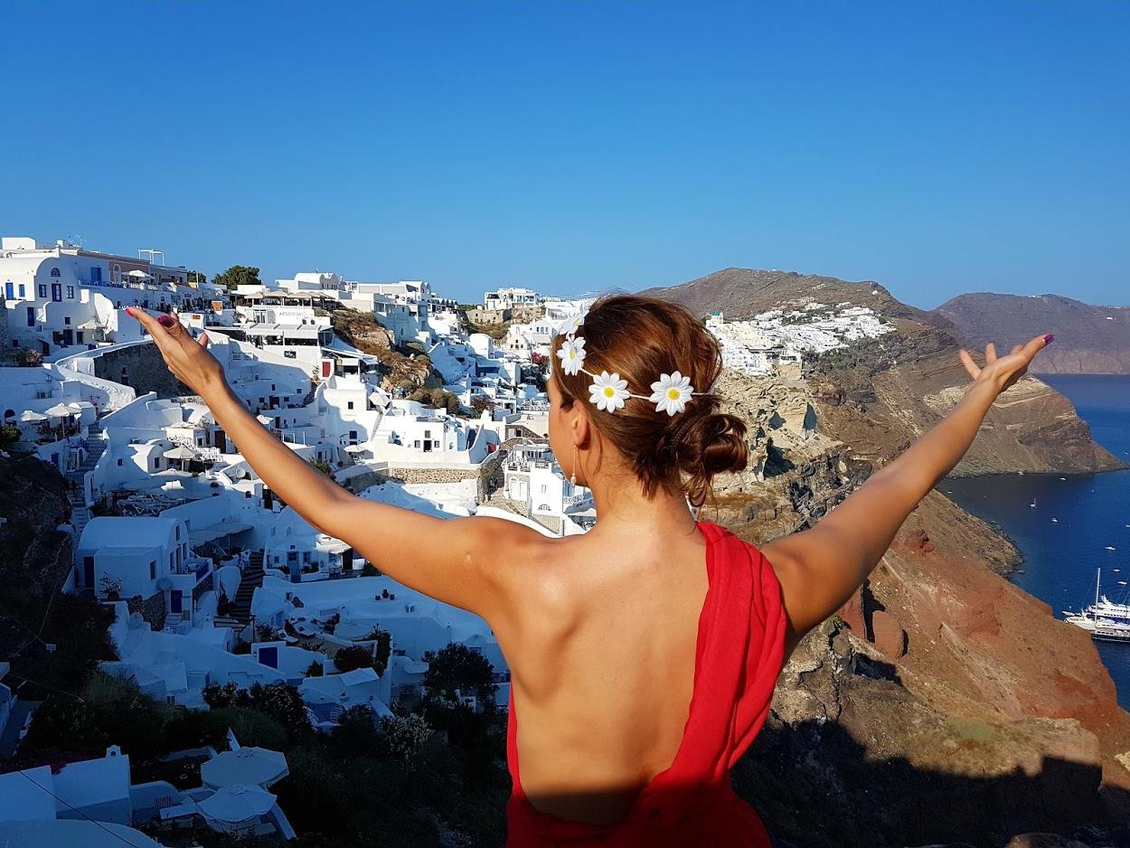 Почивка на остров Санторини 2020 - Drossos Hotel 4*, Периса