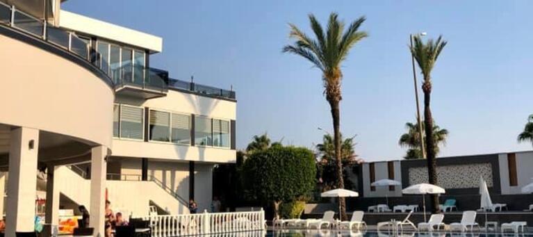 KAILA BEACH HOTEL 5* - Почивка в Алания, Турция 2021г с полет от София