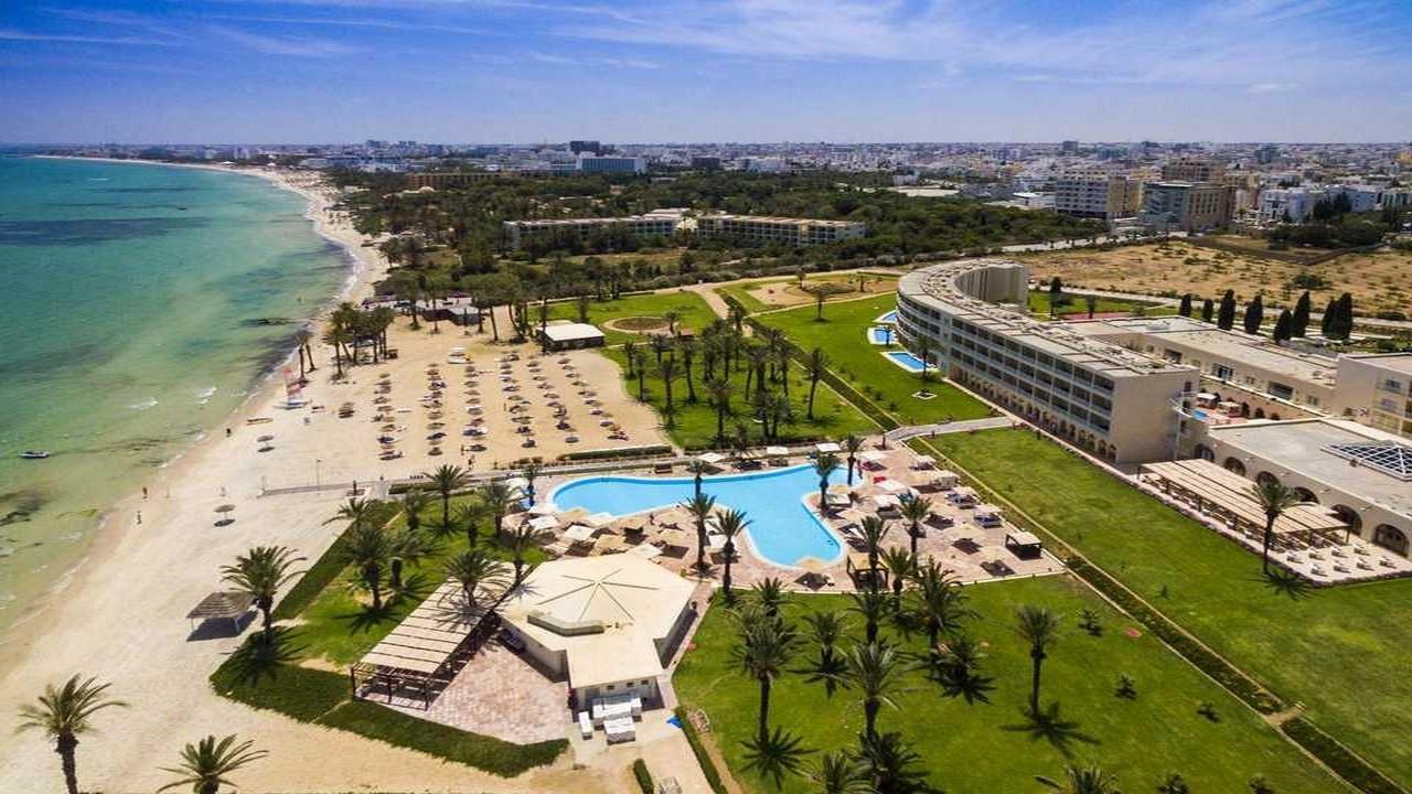 TUI Blue by Two SCHEHERAZADE - Почивка в Тунис - полет от Варна